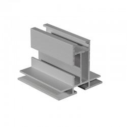 Profilé aluminium | TecoFrame 47 rainuré